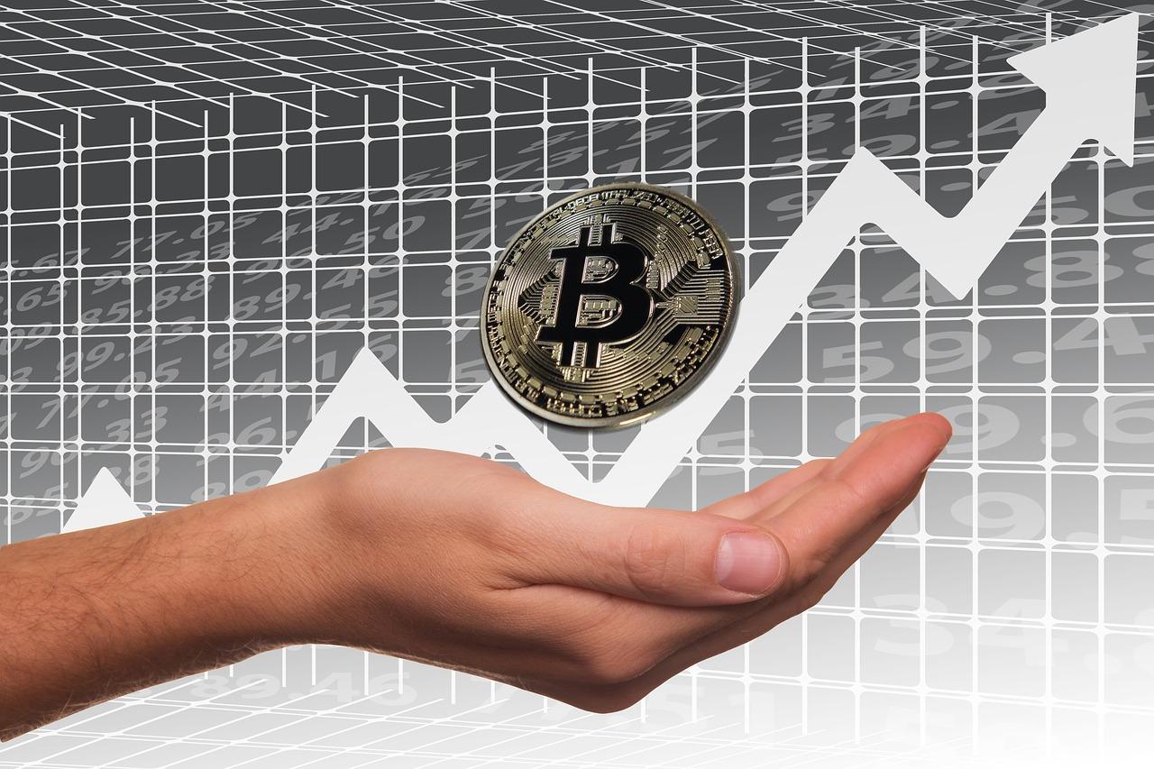 Le bitcoin dépasse la barre des 10.000 dollars !