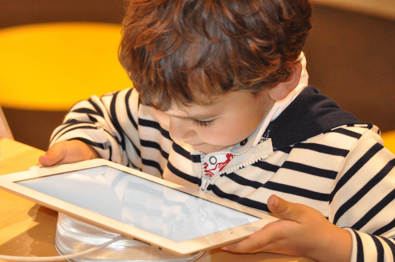 Un point sur les tablettes pour enfants