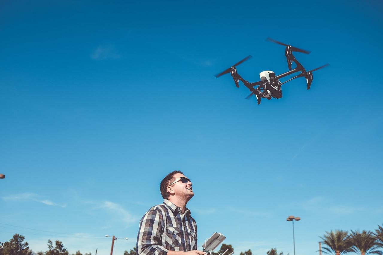 Les drones, la future révolution de la livraison