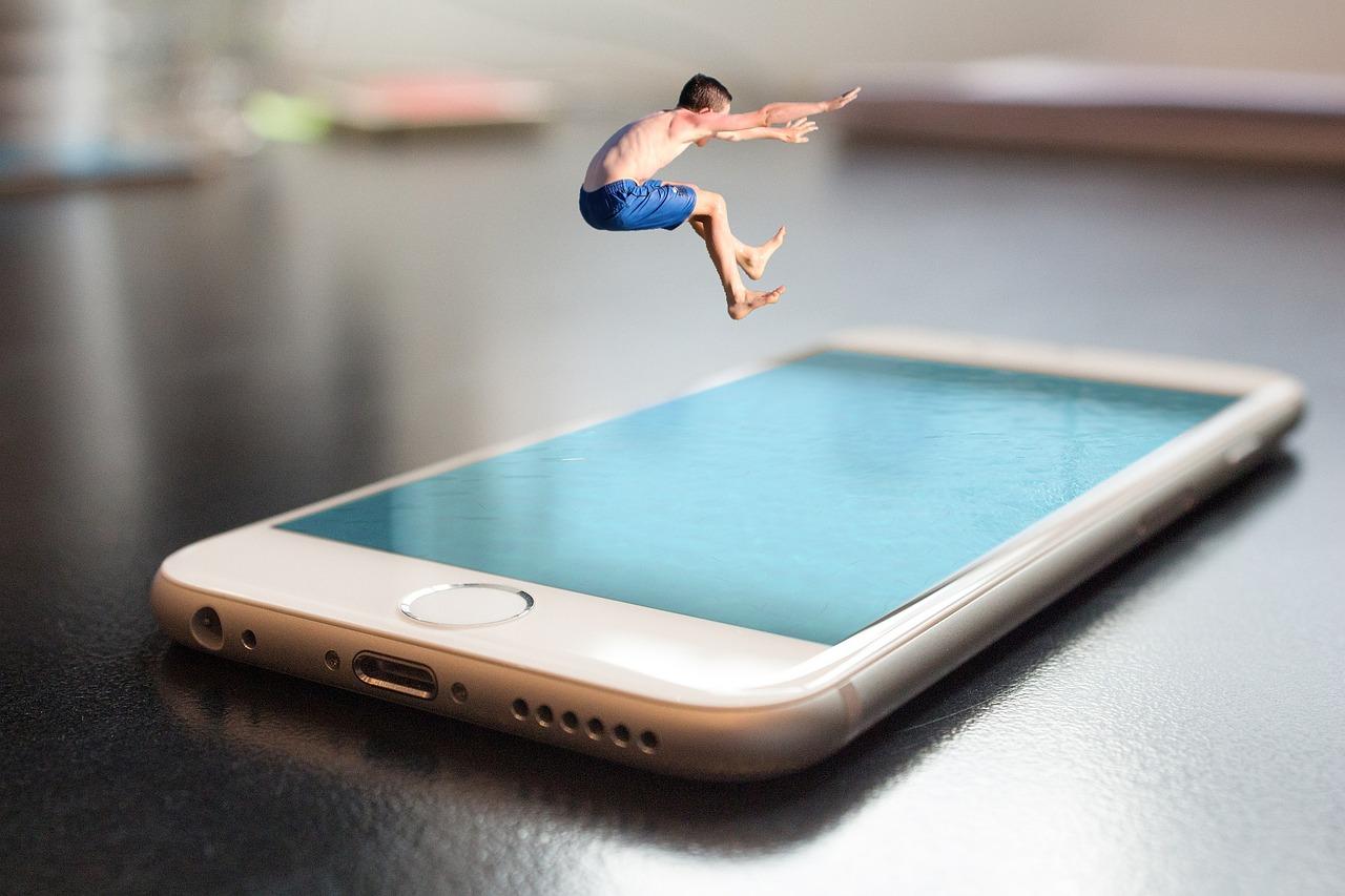 Protéger son smartphone contre l'eau